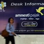 Batal Pulangkan Uang ke RI, Peserta Tax Amnesty Kena Sanksi 200%
