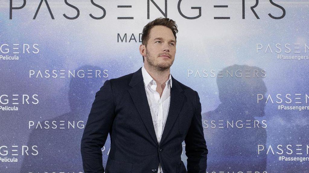 Chris Pratt Menolak Selfie dengan Fans, Apa Alasannya?