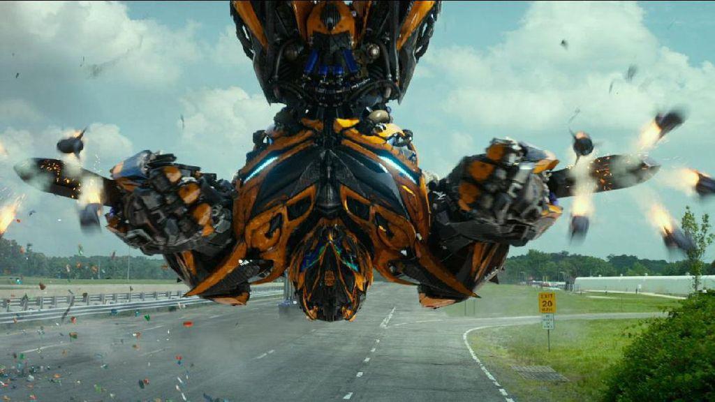 Spin-Off Bumblebee Mulai Syuting Agustus 2017