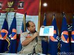 BNPB: Rp 1 M untuk Pengungsi Gunung Agung Sudah Diberi ke Bupati