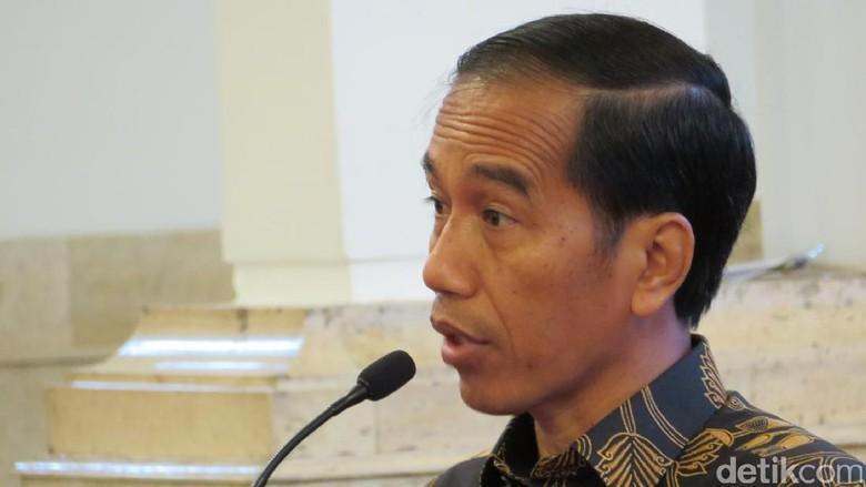 Jokowi: Jakarta akan Kita Jadikan Pusat Keuangan Syariah Internasional