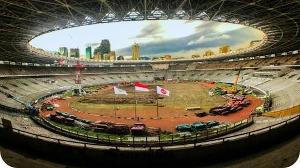 Pemerintah akan Potong Anggaran Asian Games yang Dianggap Boros