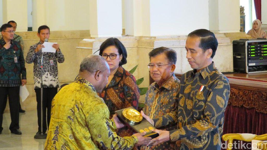 APBN 2017 Rp 2.000 T, Jokowi: Jangan Dikorupsi Satu Rupiah Pun