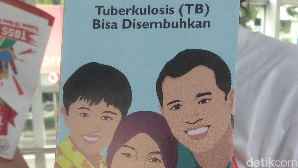 Ingat! Pisahkan Makanan dan Pakaian Justru Bikin Pasien TB Terusir