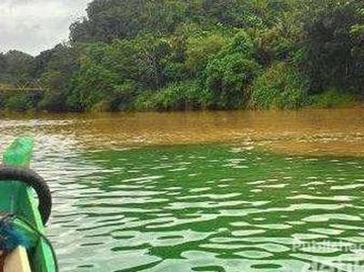 Sukabumi Punya Sungai Dua Warna Lho!