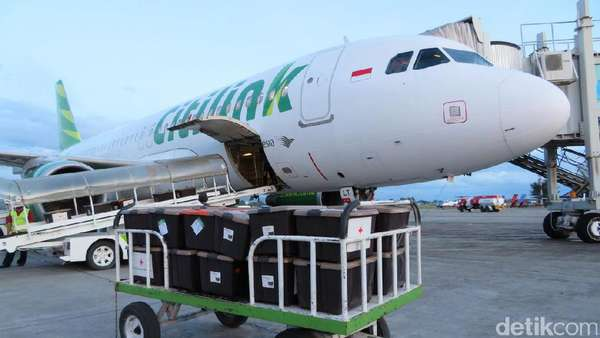 Citilink Bebastugaskan Pilot yang Ngelantur di Pesawat