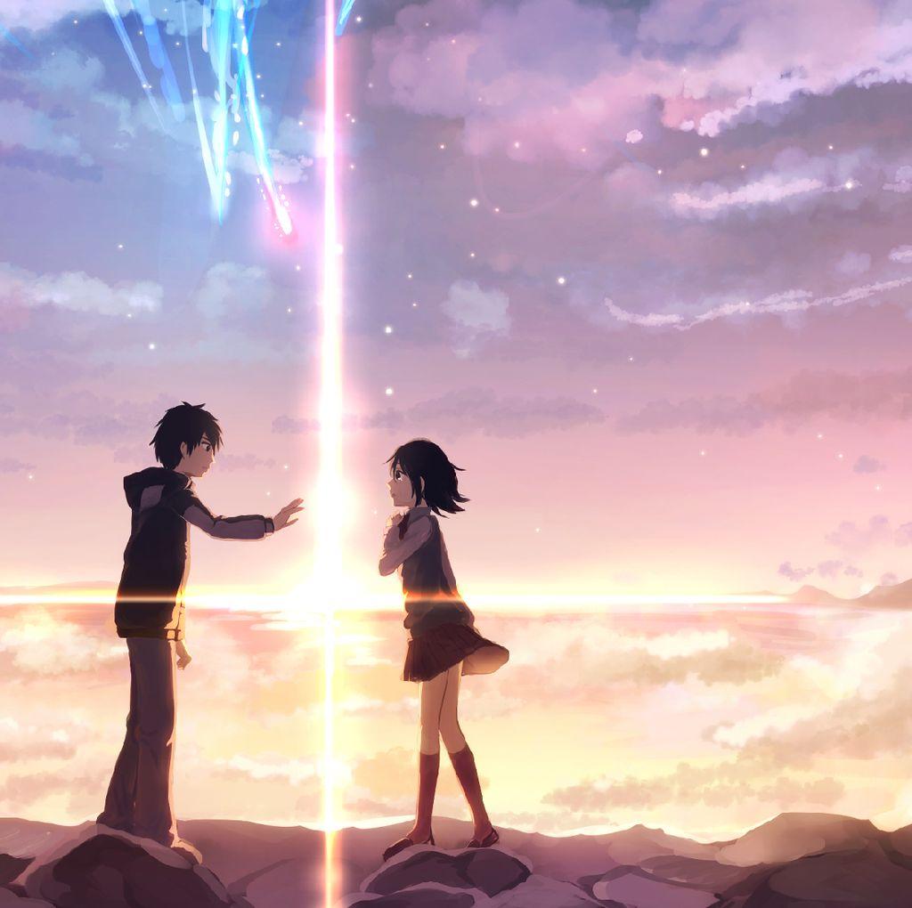 Diadaptasi dari Anime, Novel Your Name Akan Rilis di 22 Negara