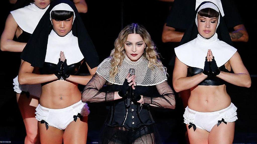 Madonna Ternyata Pernah Bercita-cita Jadi Biarawati