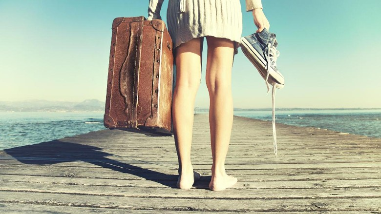 Ilustrasi traveling (ilustrasi/thinkstock)