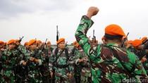 Akui Ada Kelalaian, Paskhas Tindak Prajurit yang Tinggalkan TNT