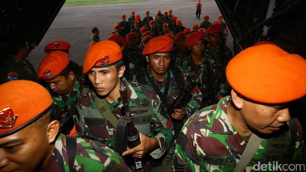 Warga Riau Tewas di Zona Latihan, Paskhas: Yang Meledak TNT