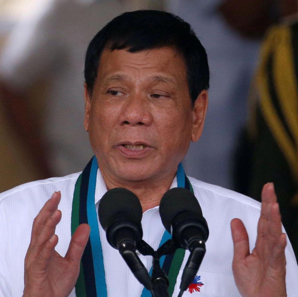 Protes Perang Narkoba Duterte, Seribuan Orang Berdemo di Manila
