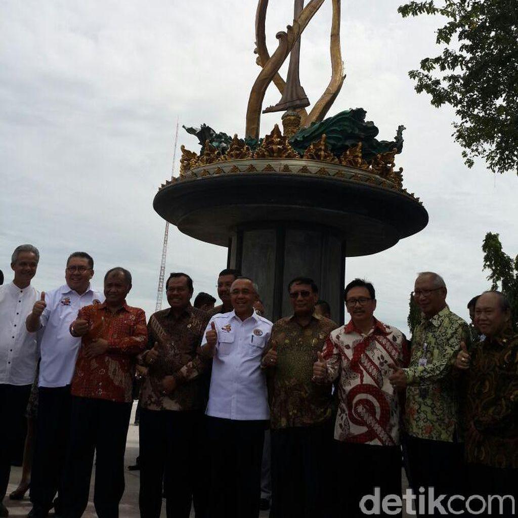 Diresmikan KPK, Taman Integritas di Pekanbaru Terindikasi Korupsi