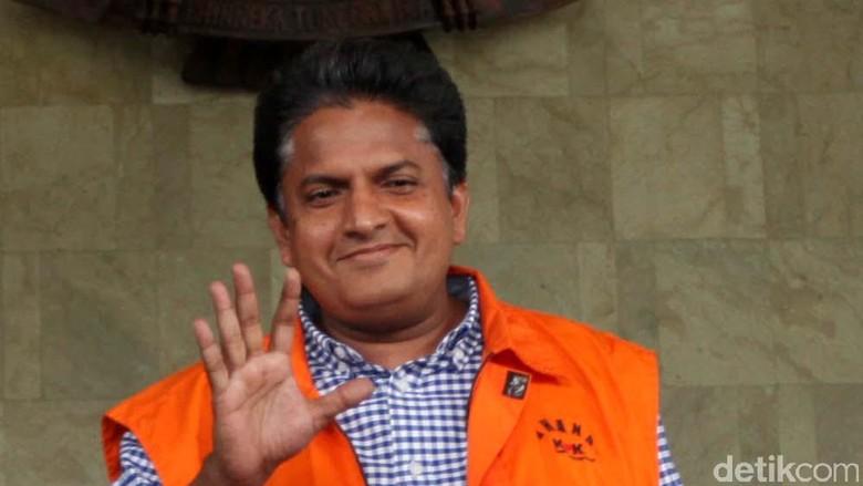 Rajesh Rajamohanan Diperiksa KPK