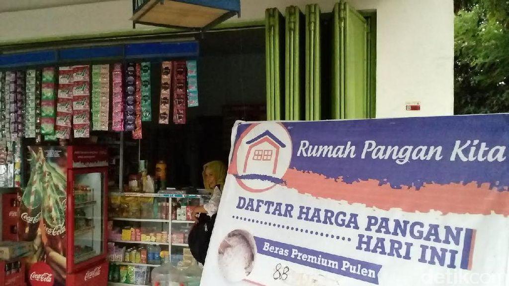 Permudah Operasi Pasar, Bulog Siapkan 50.000 Rumah Pangan