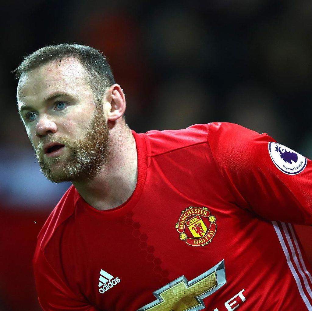 Klub China Ini Sempat Dekati Rooney dan Aubameyang