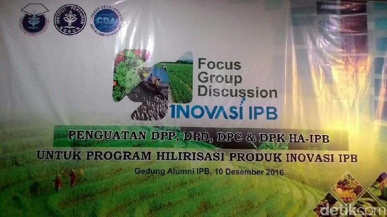 Padi Buatan IPB Ini Produktif, Hemat Air, dan Tahan Banting