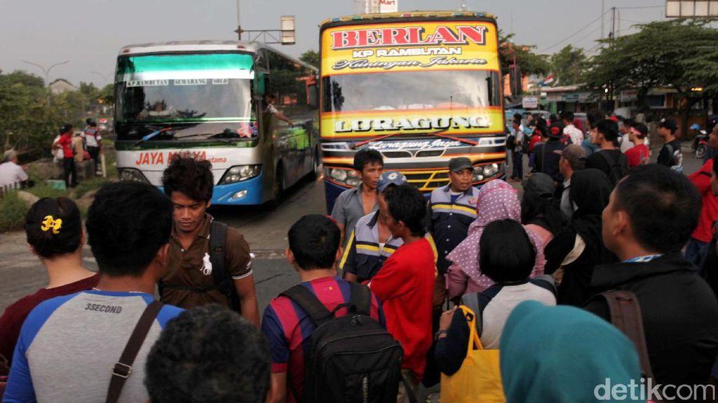 Kominfo Pantau Tiga Kota Sumber Pemudik Terbanyak