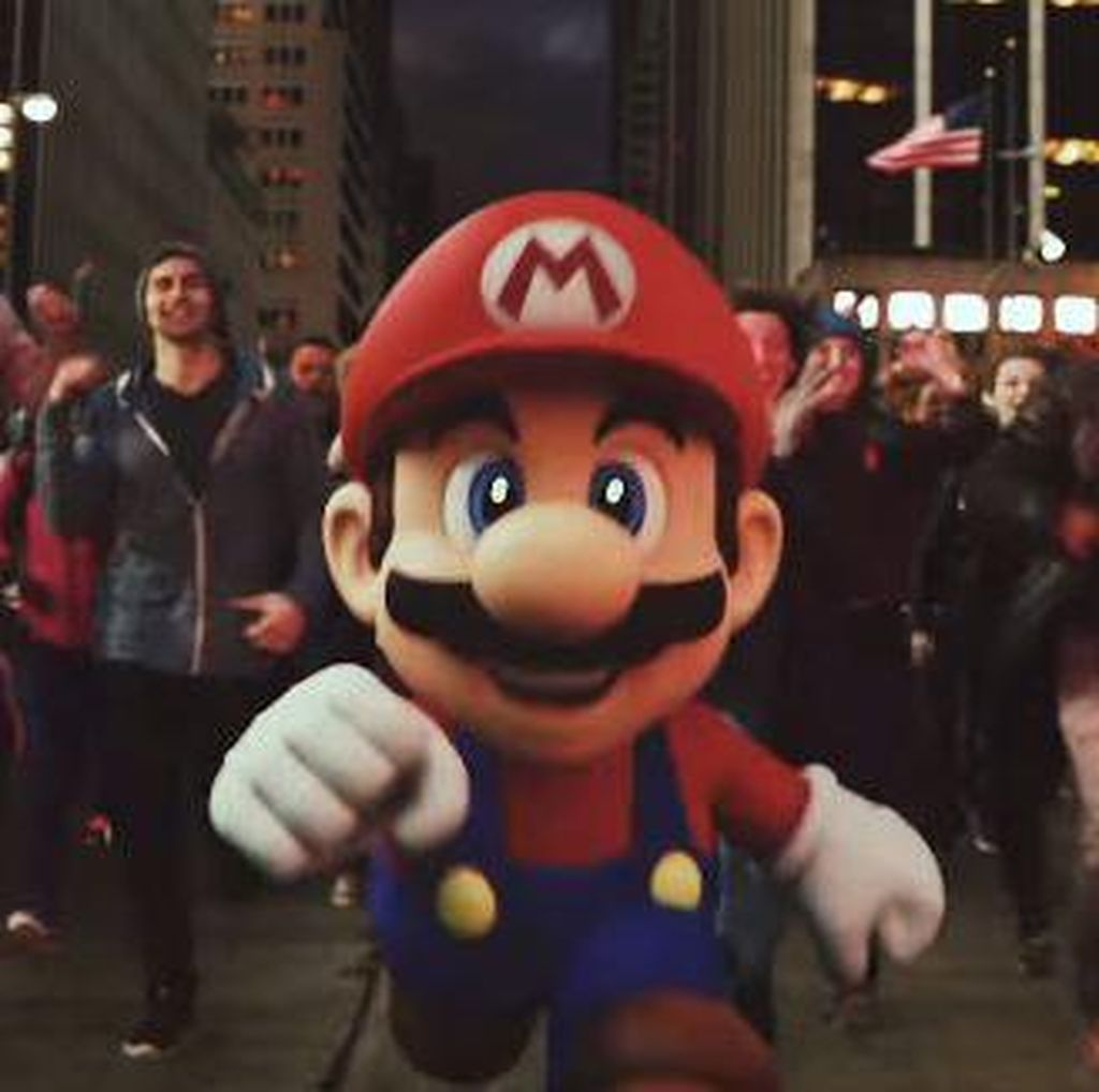 Super Mario Run Berlari di Android 23 Maret