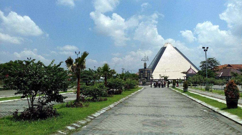 Melihat Perkembangan Pembangunan Museum Islam Nusantara di Jombang