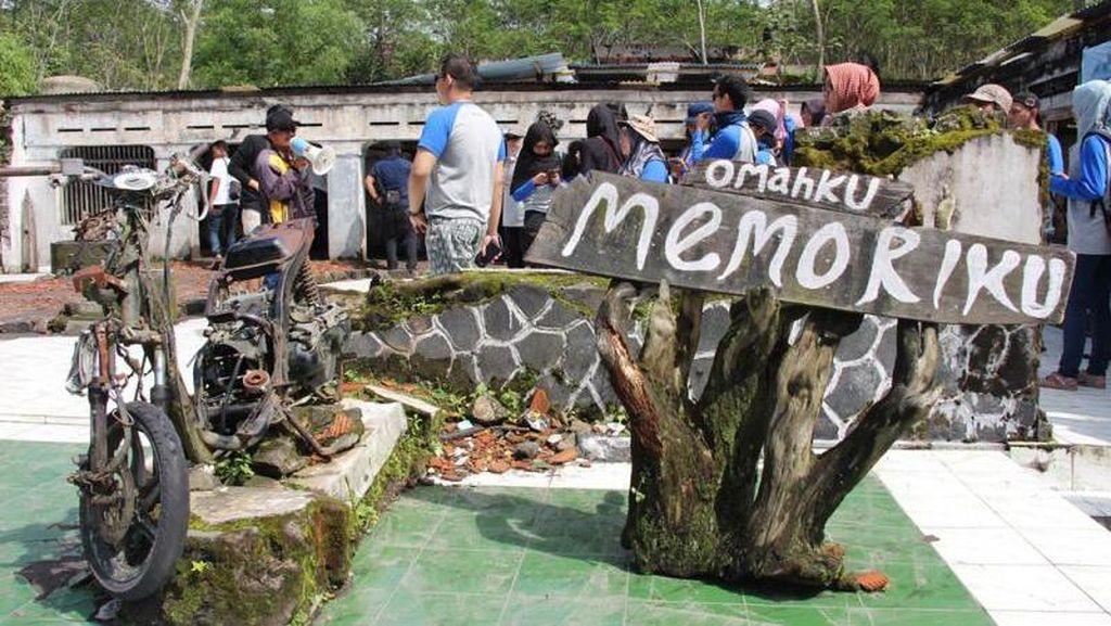 Museum yang Jadi Saksi Keganasan Letusan Merapi
