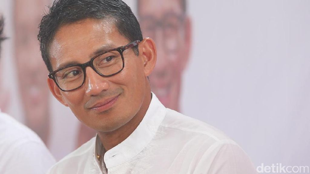 Sandiaga: Program OK OCE Selalu Di-bully, Kami Ikhlas