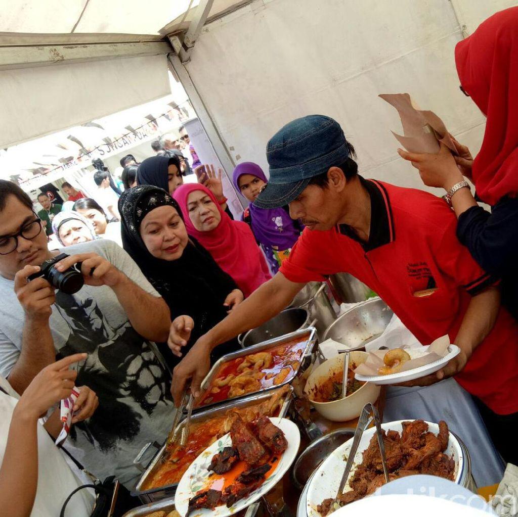 Selama Ramadan, Ini 17 Titik Jajanan Buka Puasa di Banda Aceh