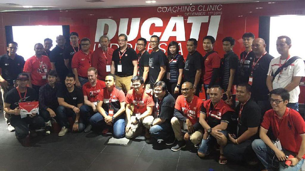 Ducati Setuju dengan Kenaikan Tarif STNK