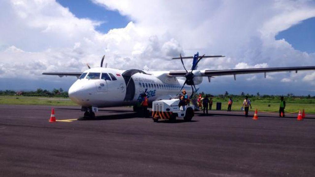 Ini Alasan Garuda Indonesia Buka Penerbangan Jakarta Banyuwangi