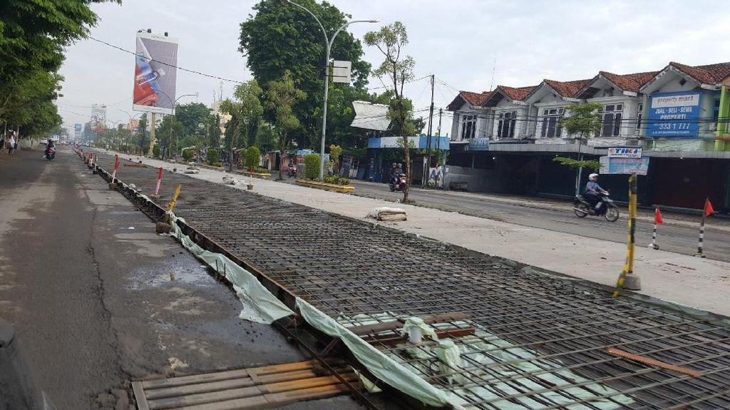 Awas Macet Saat Long Weekend di Cirebon, Banyak Perbaikan Jalan