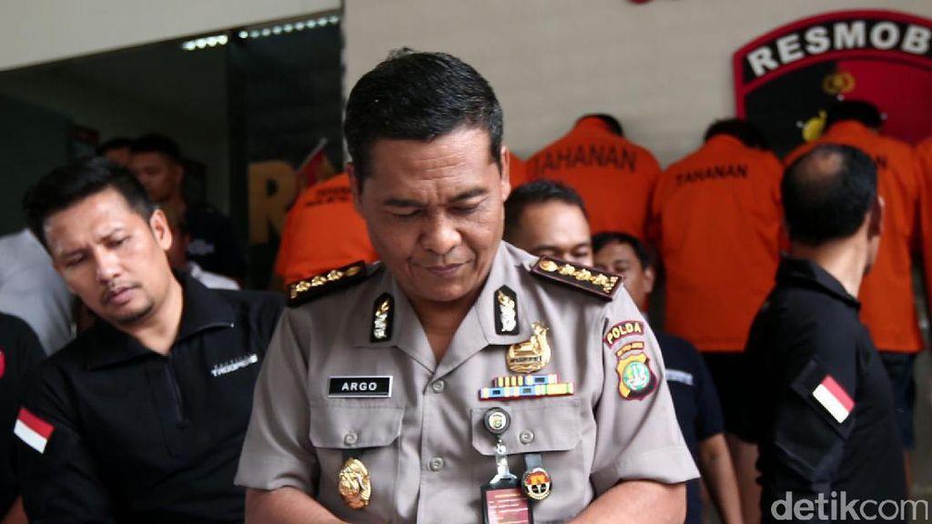 Bos Pandawa Group Salman Nuryanto Ditangkap Bersama 3 Orang Dekat