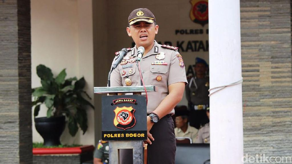 Jumat Agung, Polisi Lakukan Pengamanan di 25 Gereja di Bogor