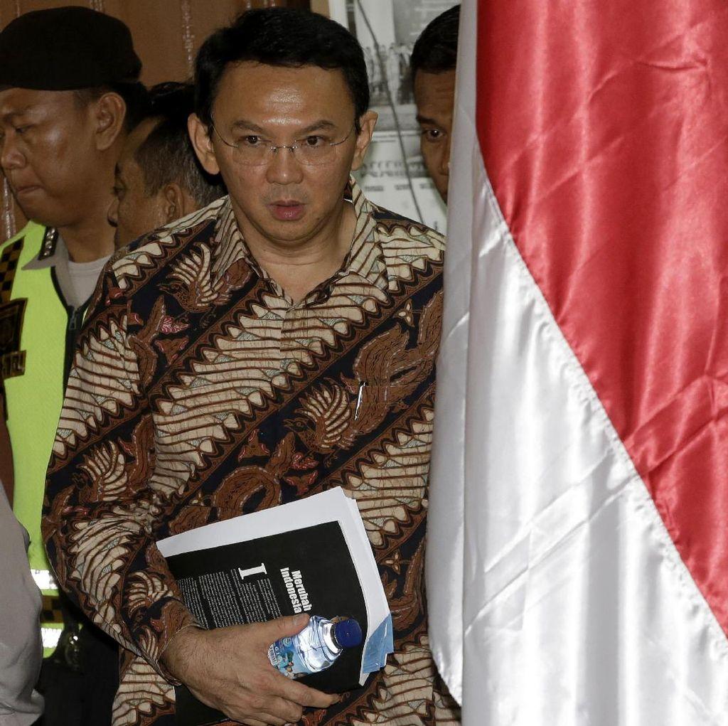 Pengadilan Tinggi DKI Tetapkan Majelis Banding Perkara Ahok