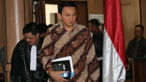 Menkum HAM-Jaksa Agung Belum Tahu Lapas Tempat Ahok Dipenjara