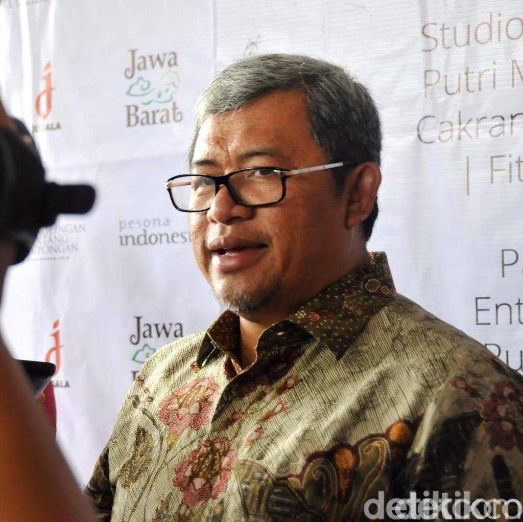 Gubernur Jabar Aher Perintahkan BPBD Bentuk Tim URC Bencana