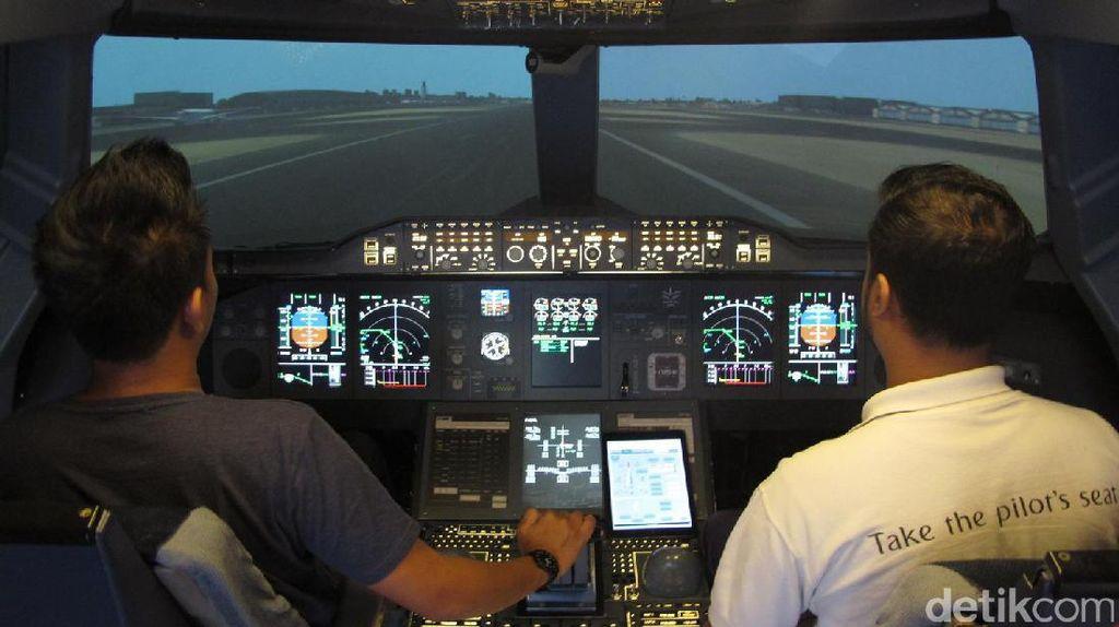 Yuk Coba, Liburan Jadi Pilot di Dubai