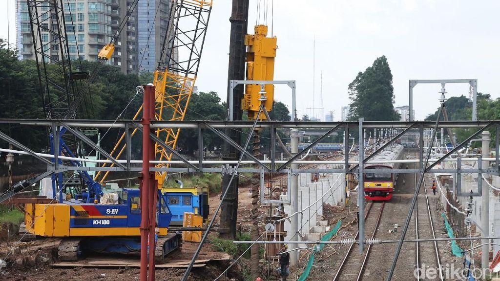 Sekali Angkut, Kereta Bandara Soetta Bisa Bawa 274 Orang