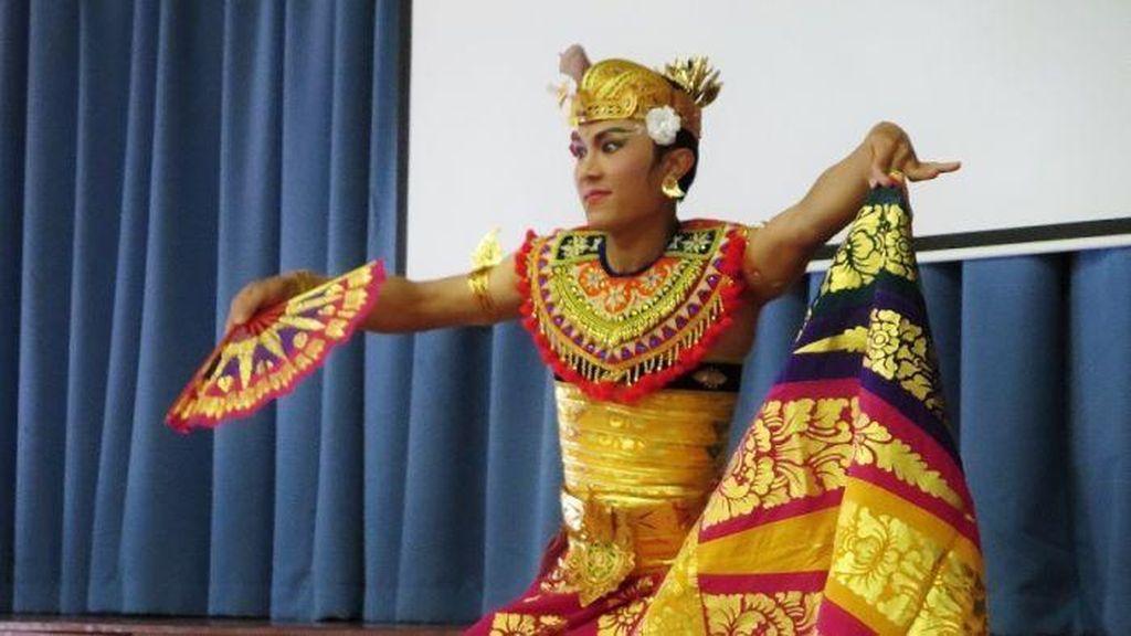 Gede Eka Riadi, Penari dari Bali yang Jadi Duta Budaya di Australia