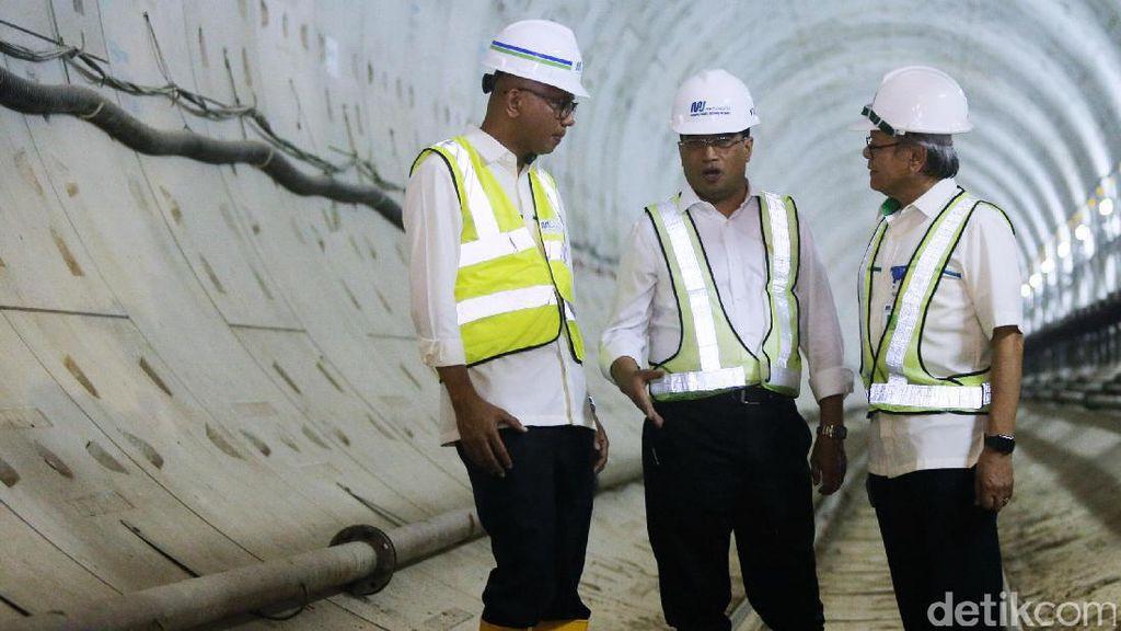 Menhub: Proyek MRT Cikarang-Balaraja Dibangun 2019, Selesai 2023