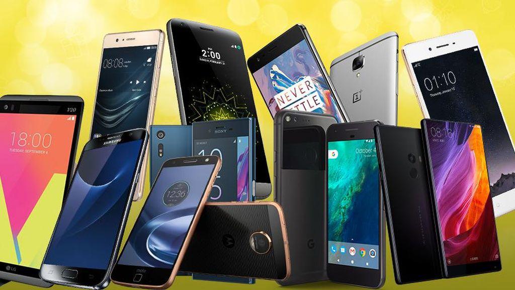 10 Smartphone Jagoan Sepanjang 2016
