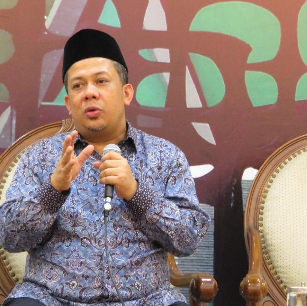 Fahri Hamzah: Rapat Bamus Ahok Gate Harus Dilakukan Saat Reses