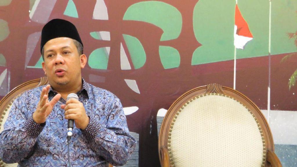 Fahri Hamzah: Rapat Bamus Ahok-Gate Harus Dilakukan Saat Reses