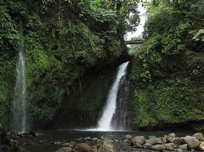 Cari yang Segar-segar di Bengkulu, Ada Air Terjun Kemumu
