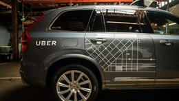 Mobil Otonom Uber Bahayakan Pesepeda