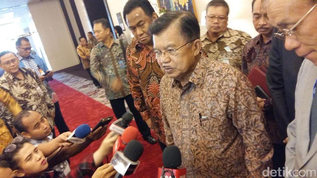 Tutup Tanwir Muhammadiyah, JK Bicara Soal Keadilan Sosial