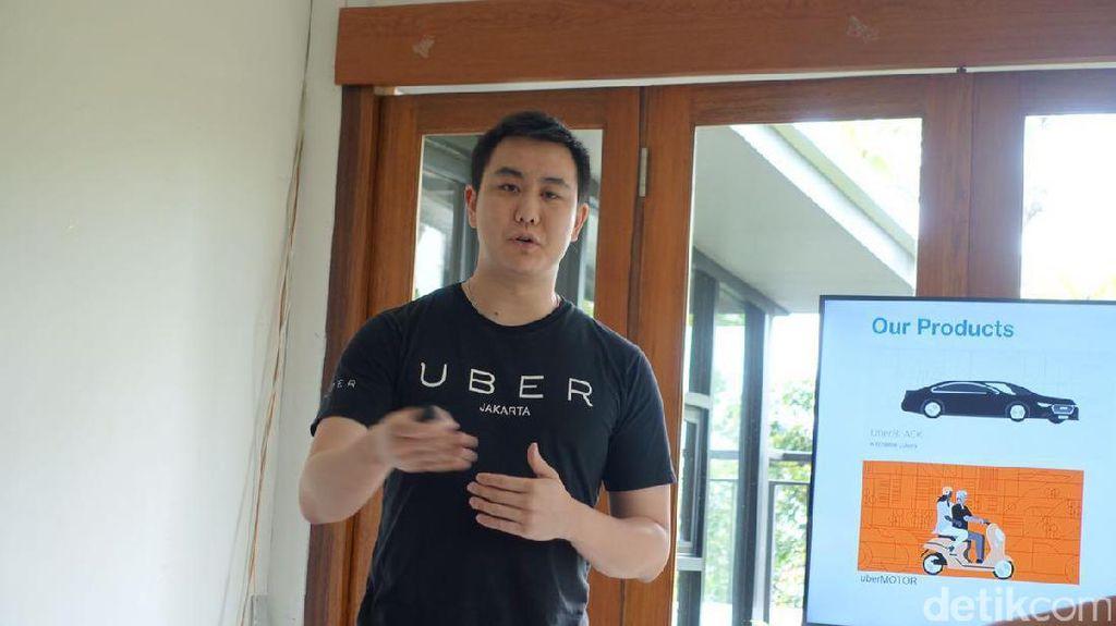 Bos Uber Indonesia Ikutan Lepas Jabatan