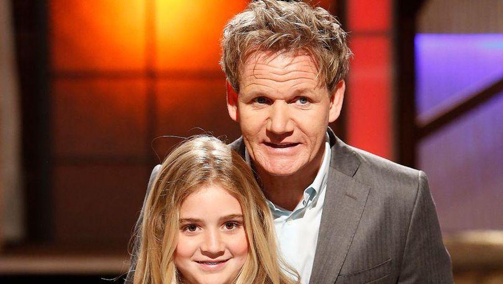 Anak Gordon Ramsay dan Mario Batali Juga Jagoan Masak Seperti Sang Ayah