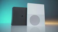 PS4 Slim vs Xbox One S: Satu Tujuan, Beda 'Agama'