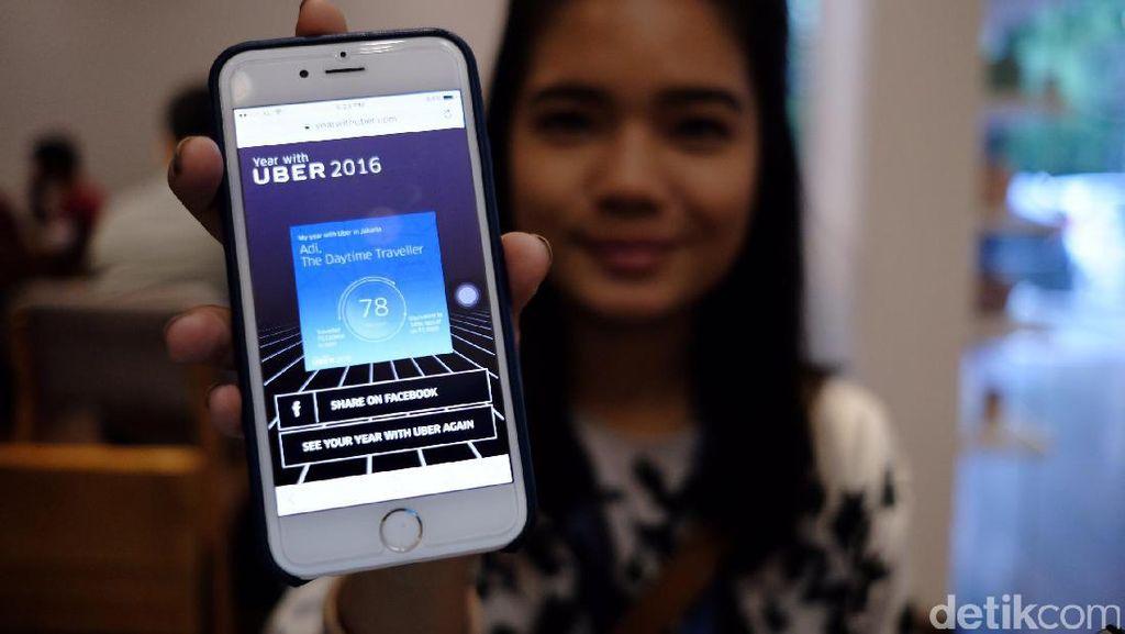 Uber Punya Teknologi Rahasia Buat Hadapi Razia