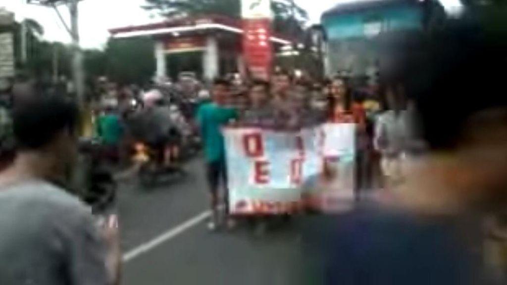 Polisi Turun Tangan Tertibkan Pemburu Klakson Telolet di Jepara